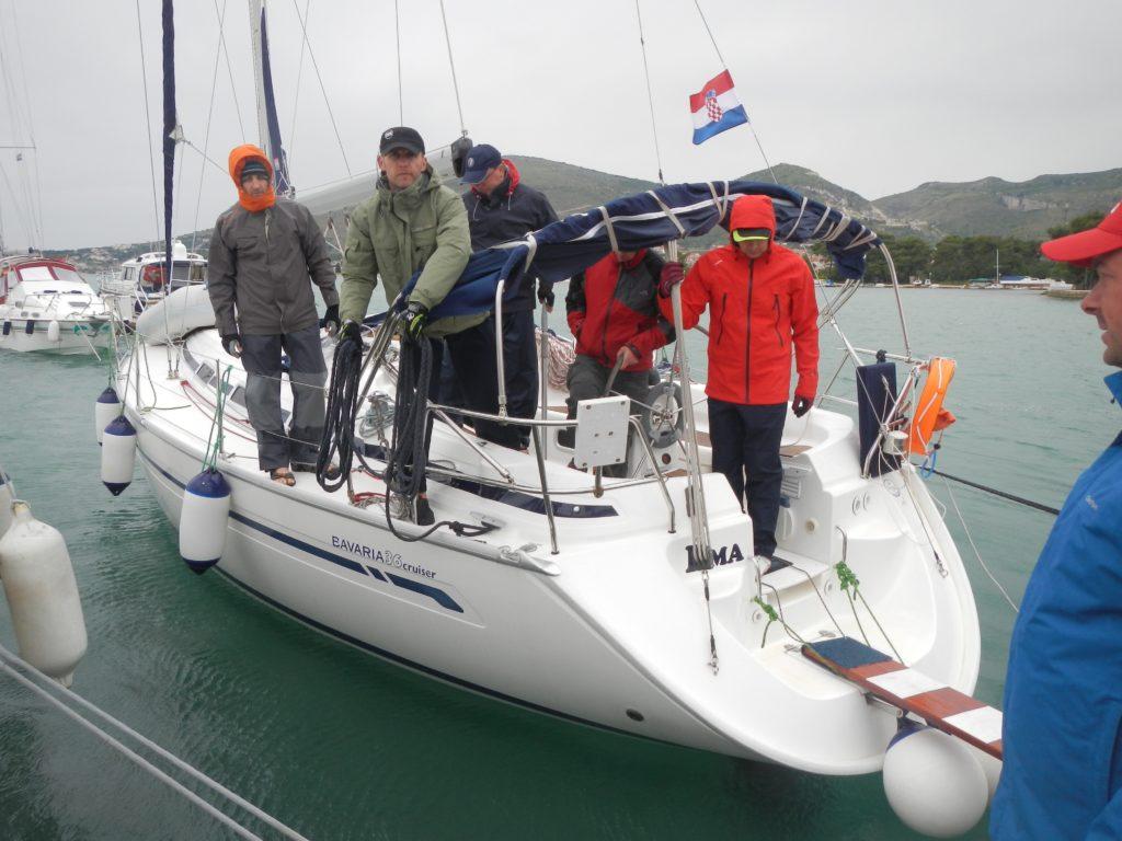 szkolenia żeglarskie - BRYG