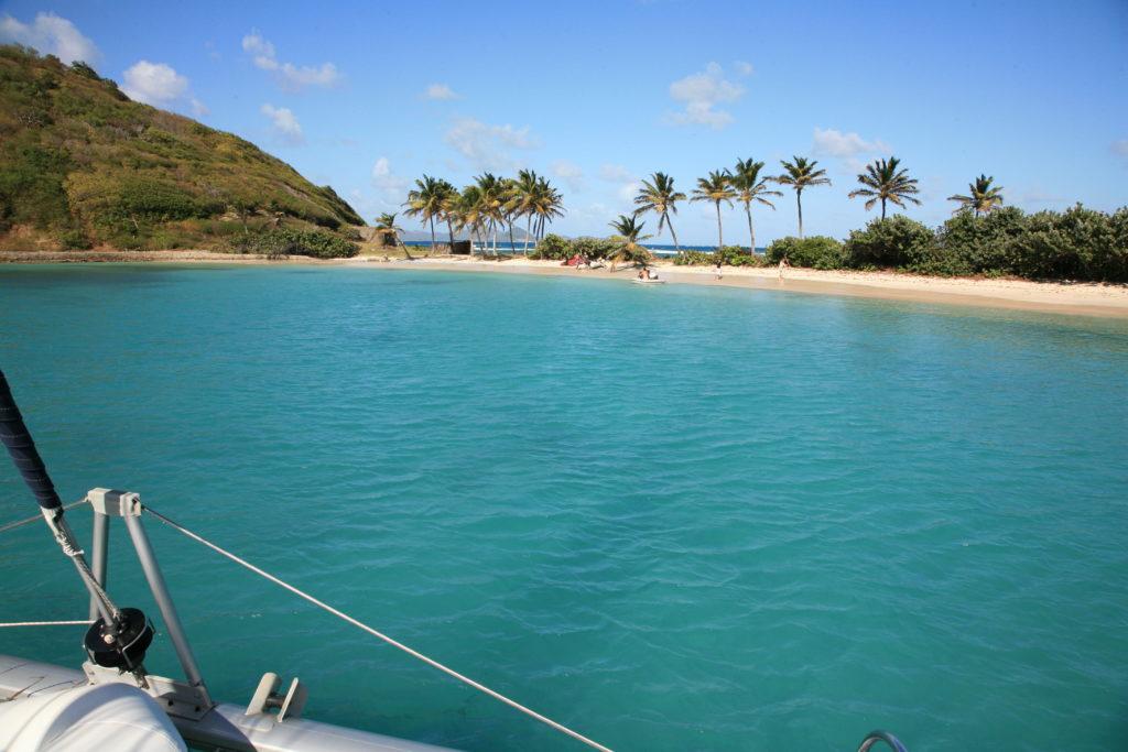 Rejs po Karaibach - morze