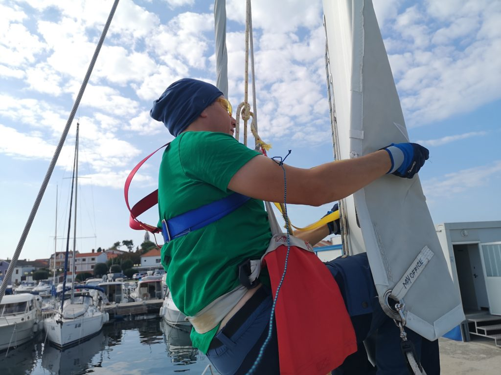 Kurs instruktora żeglarstwa
